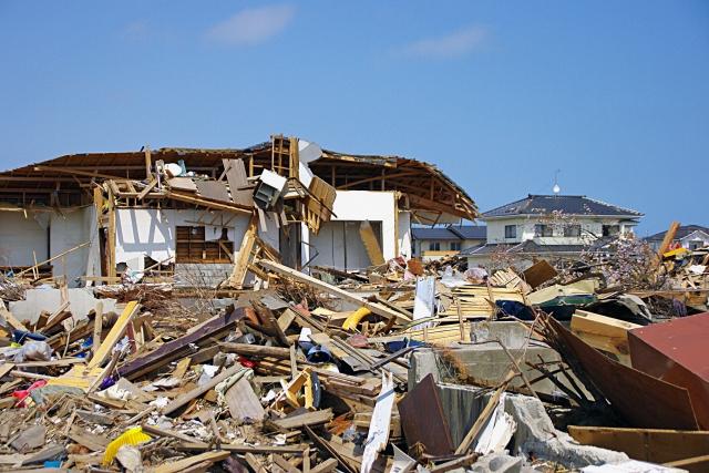 震災の画像