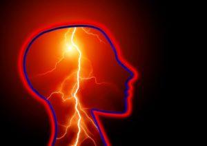 脳炎の画像