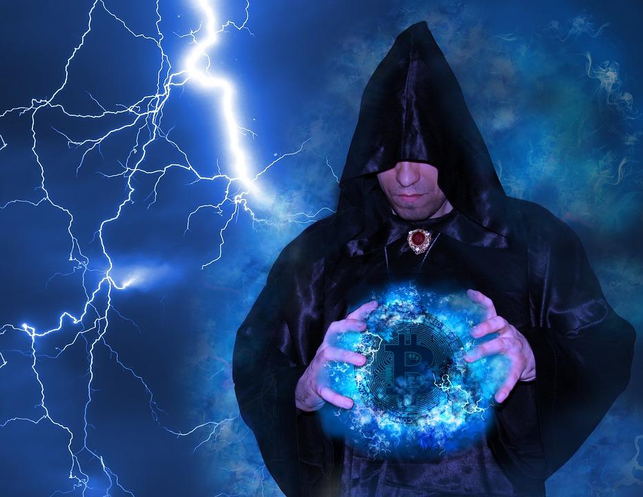 魔術の画像