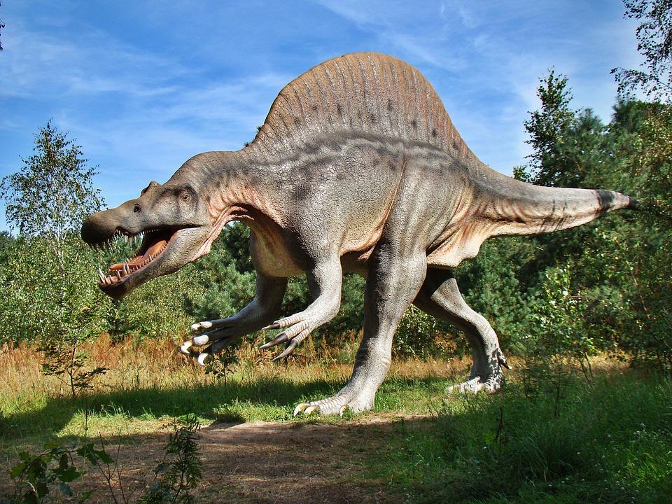 スピノサウルスの画像
